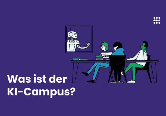Video Thumbnail Was ist der KI Campus